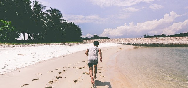 10 Consejos para correr en la playa