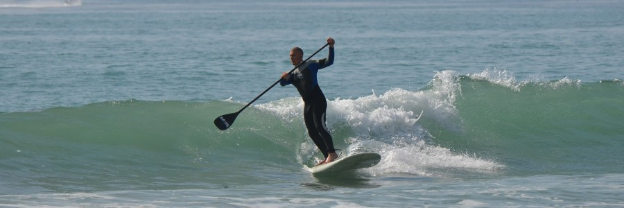PADDLE SURF O EL ARTE DE REMAR DE PIE